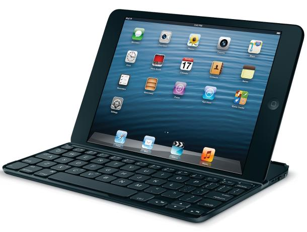 Logitech  Ultrathin keyboard case pentru iPad Mini