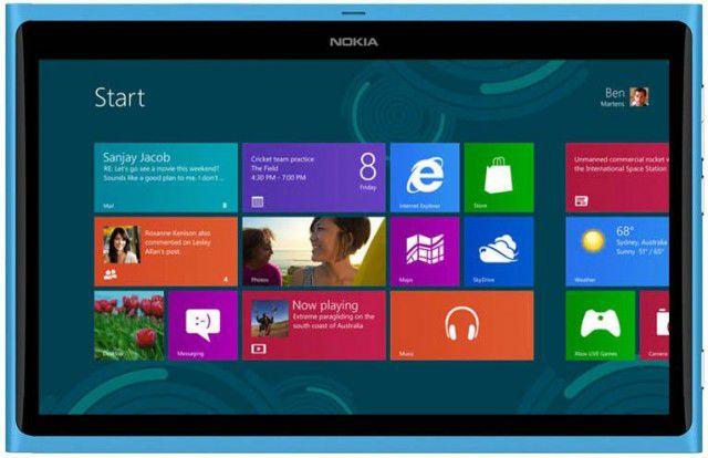 Nokia Lumia Pad