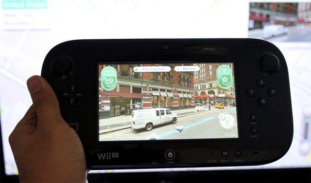 Wii maps