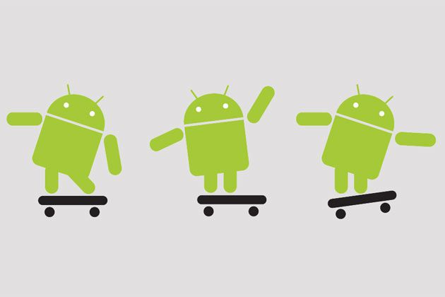 android_skateboarding