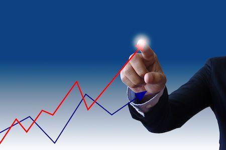 Rapoarte solide de la diverse companii ca Akamai, LinkedIn si NCR au raportat date economice pozitive din partea companiilor IT.