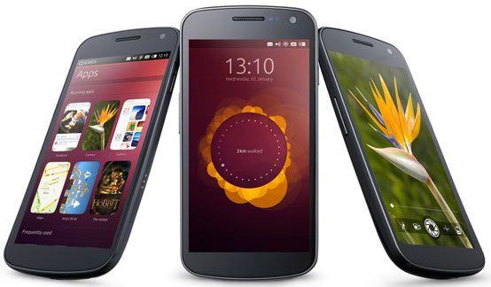 smartphone cu ubuntu