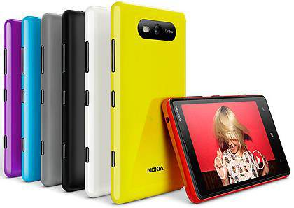 NOKIA Lumia 820 carcasa incarcare wireless