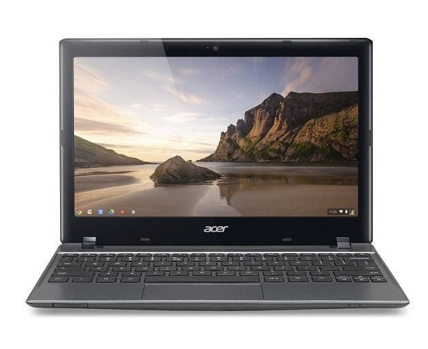 acer chromebook c7 google laptop c710