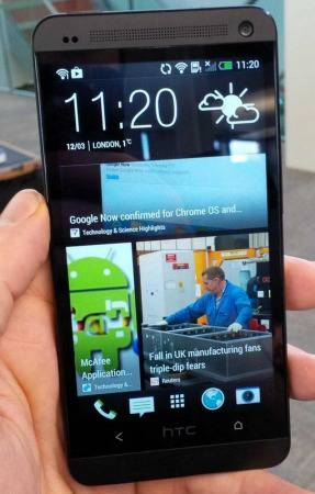 htc one android