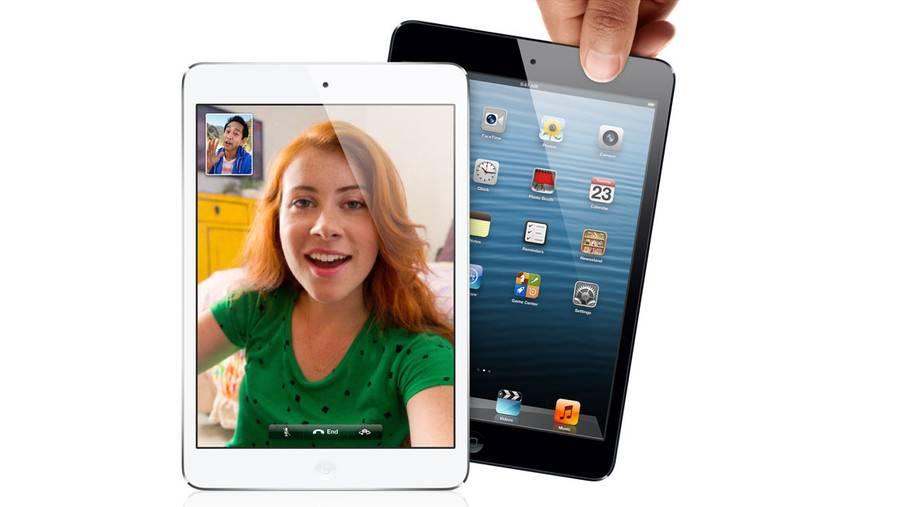 iPad Mini Press