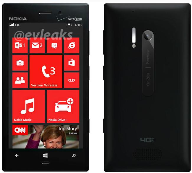 Nokia Lumina 928