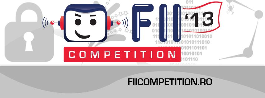 Fii Competition 2013