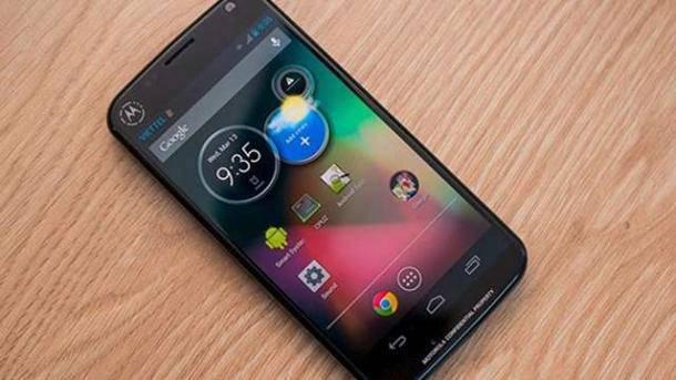 android google smartphone motorola x phone prototip