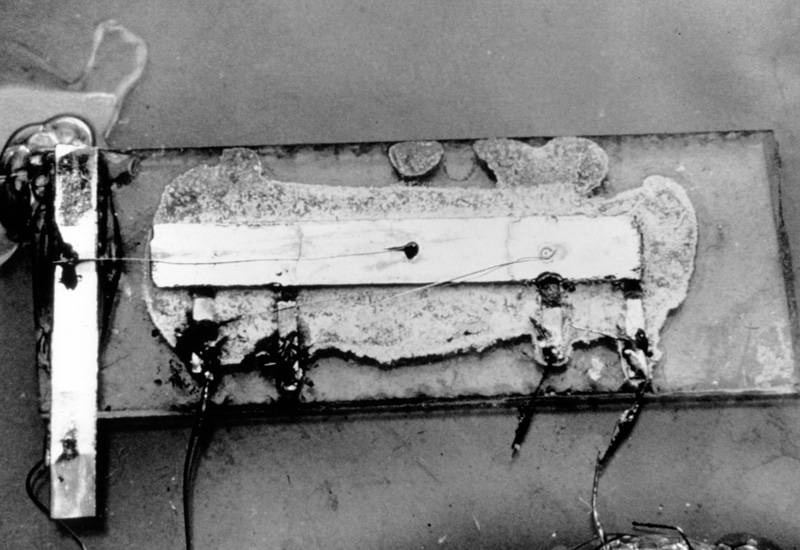 primul circuit integrat kilby texas instruments