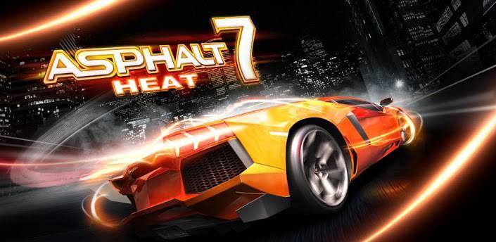 3 Asphalt 7 Heat