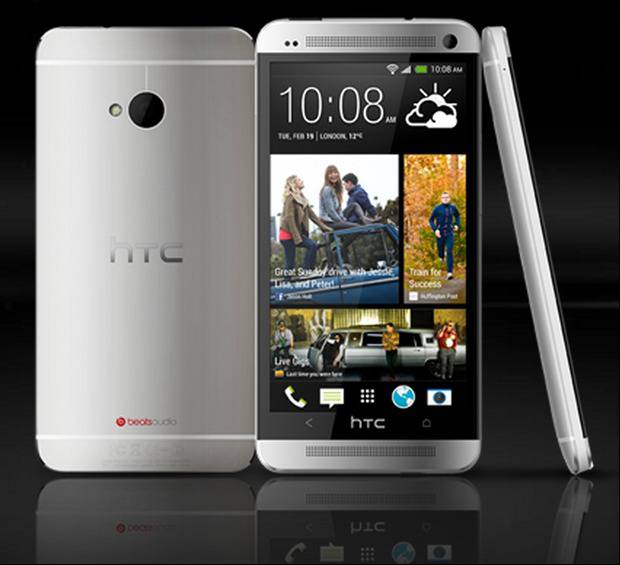 smartphone android htc one