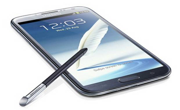 smartphone android samsung galaxy note ii