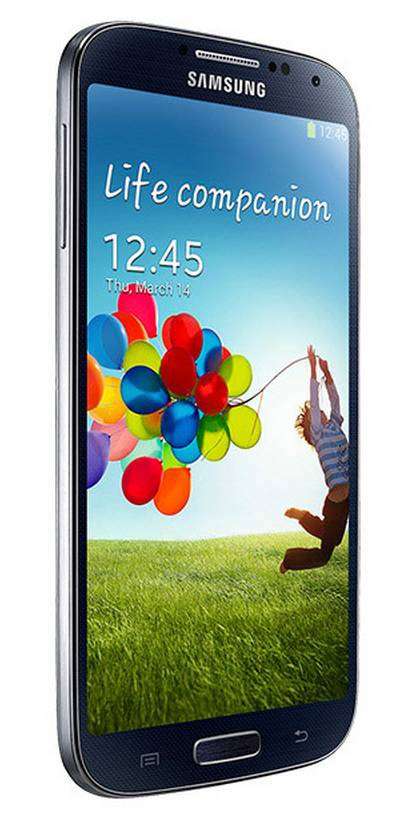smartphone android samsung galaxy s4