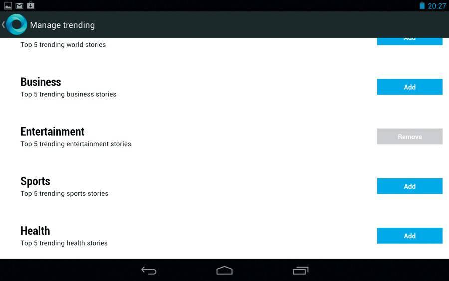 Google Currents 10