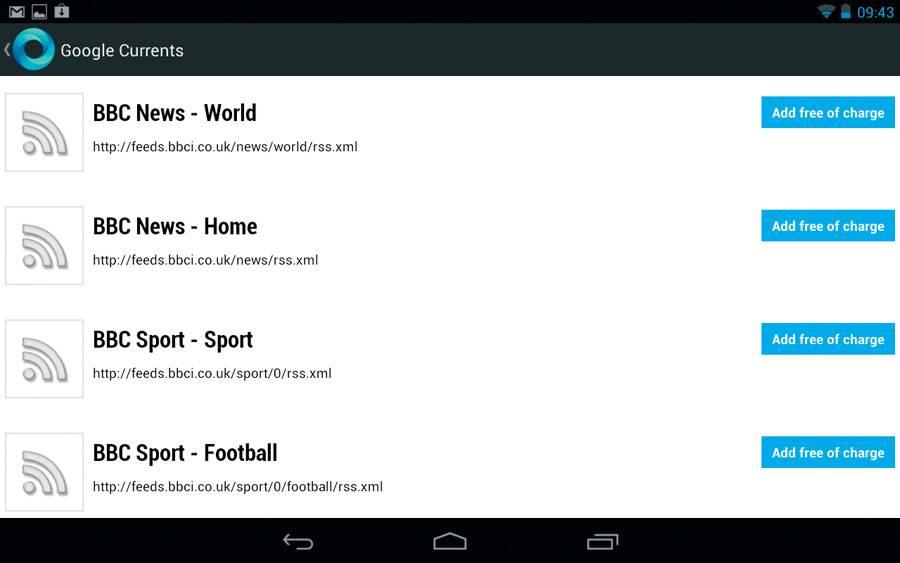Google Currents 12