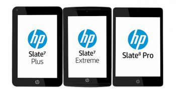 3 tablete android de la hp