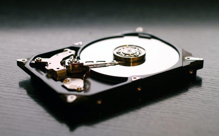 Unitate de stocare HDD (Hard Disk)
