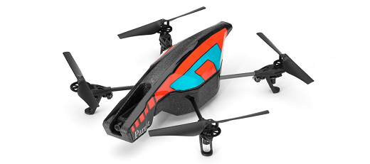 8-Drona Parrot AR.Drone 2.0 HD Quadricopter