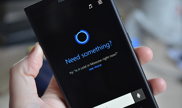 Asistentul virtual Cortana