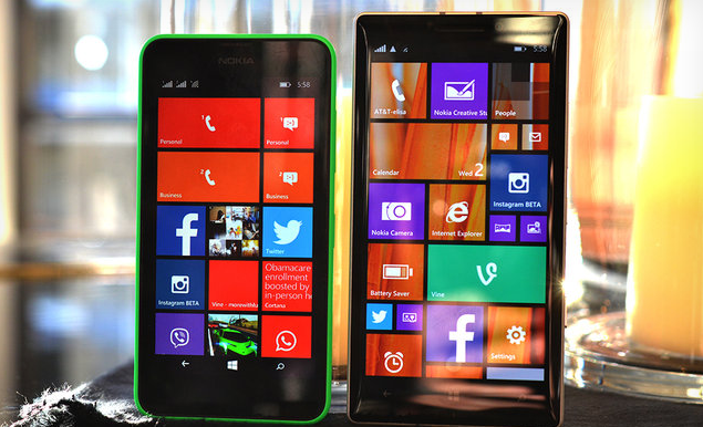 nokia lumia windows phone 8.1 cyan update