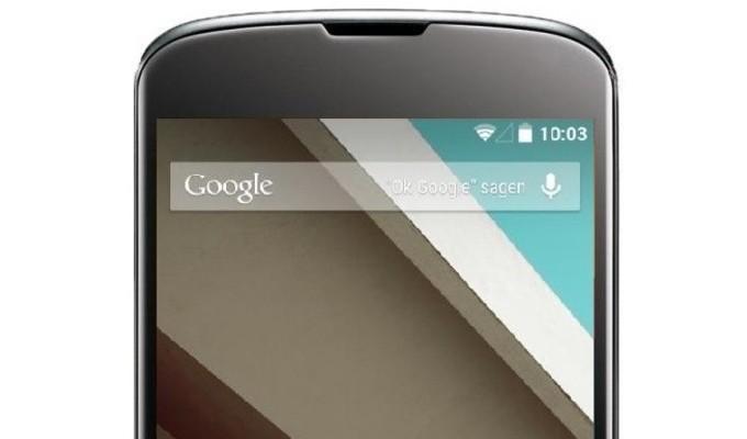 android l pe nexus
