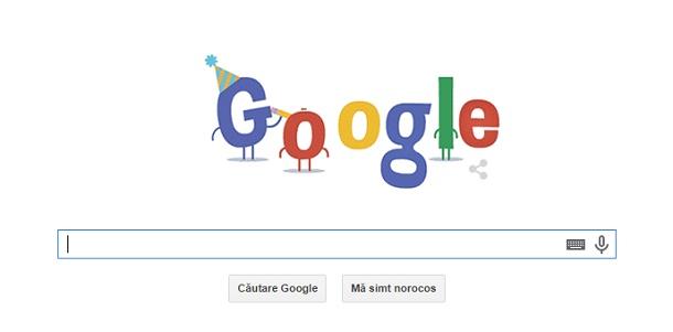 aniversare google