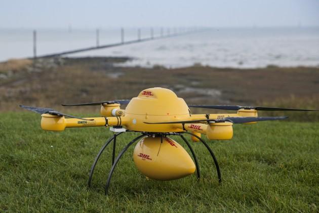 drona dhl