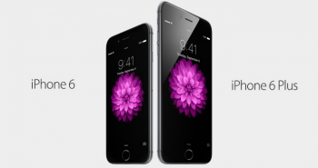 iPhone 6 si iPhone 6 Plus