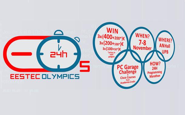 eeStec Olympics