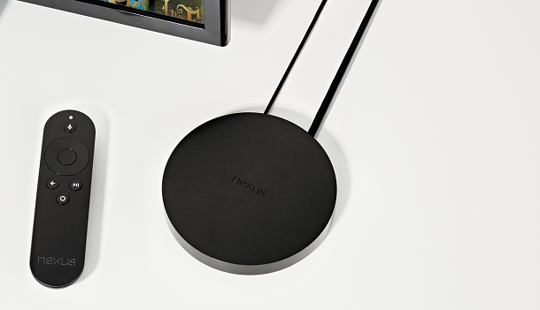 gadget google nexus player