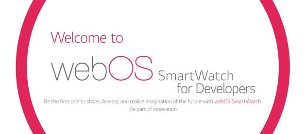 lg webos pentru smartwatch