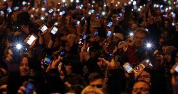 proteste internet ungaria