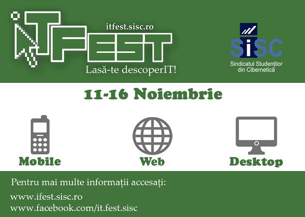 sisc itfest bucuresti 2014
