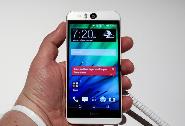 smartphone htc desire eye