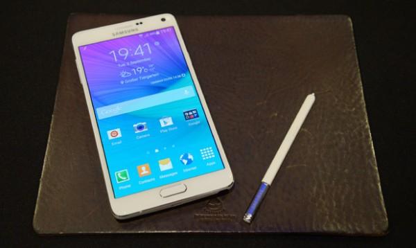 smartphone samsung galaxy note 4