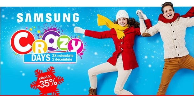 emag samsung crazy days