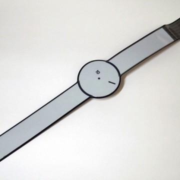 sony smartwatch eink