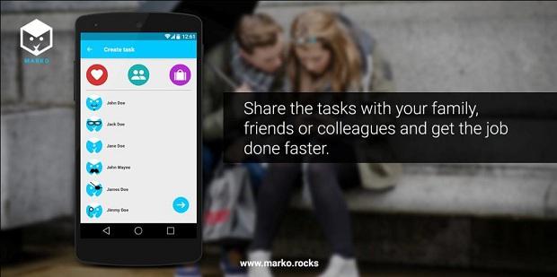 aplicatia gratuita android marko