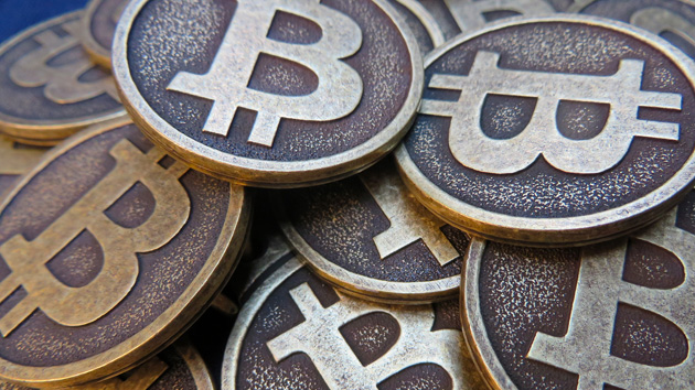bitcoins btc keychain
