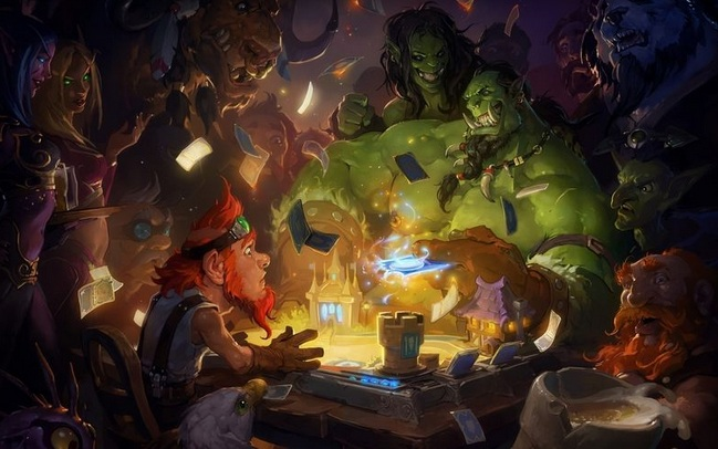 hearthstone pe android