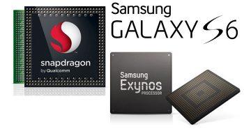 Samsung Galaxy S6 cu procesor Exynos