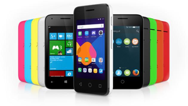 Smartphone Alcatel PIXI