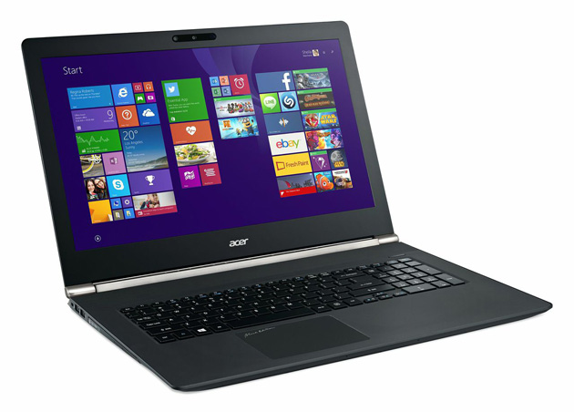 Acer V 17 Nitro RealSense
