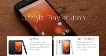Google Play Edition