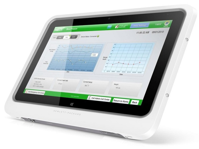 HP Healthcare Tablet