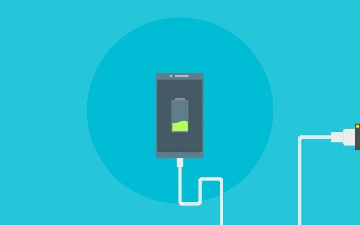 Încărcarea bateriei telefonului