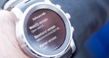 Smartwatch de la LG si Audi