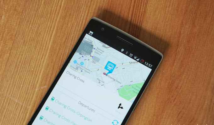 Nokia HERE Maps pentru Android
