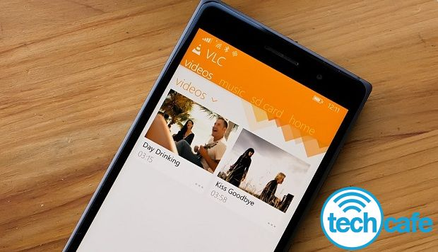 VLC Media Player pentru Windows Phone